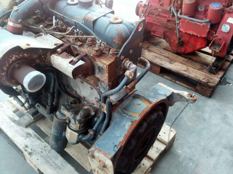 MOTORE USATO DAF DNT 620 G 09353