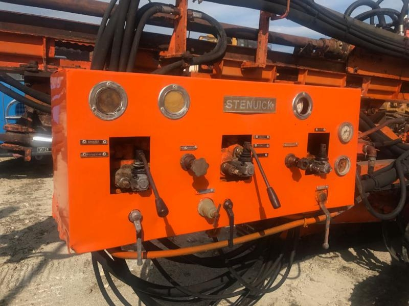 PERFORATICE DRILL TYPE COL MN H2
