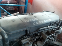 Iveco Cursor 13 engine + 6 in-line cylinders